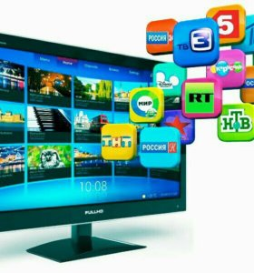 TВ Приставки для просмотра 20 каналов