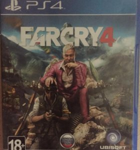 Игра PS4