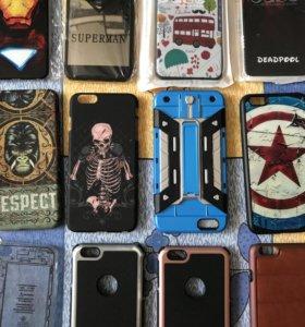 Чехлы на IPhone 6 +