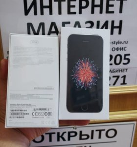Оригиналы iPhone SE 32 гб темные