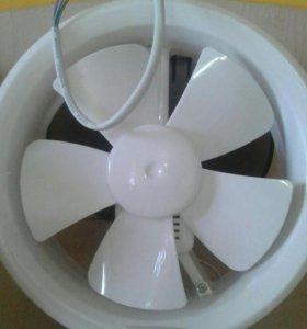 Вентилятор оконный HPS 15/ новый