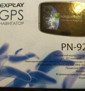 Навигатор Explay PN 920