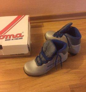 Лыжные ботинки 36 р-р