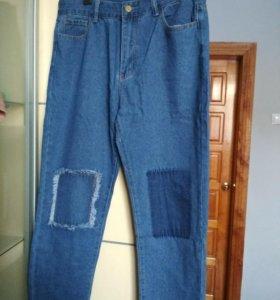 Женские джинсы новые