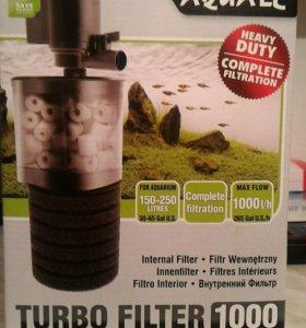 Фильтр для аквариума до 250 литров