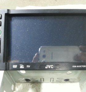 Автомагнитола jvc kw-avx708