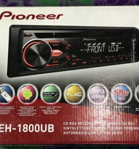 Магнитола Pioneer DEN-1800UB