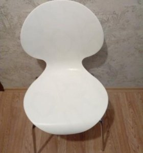 Стулья кухонные белого цвета