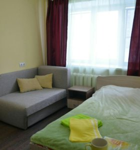 Квартира, студия, 12 м²