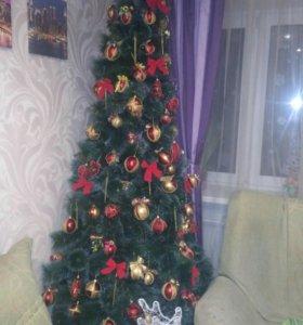 Елка новогодняя - 2,5м