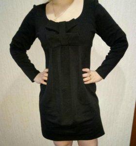 Новое!!  Трикотажное платье