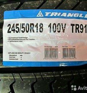 245/50/18 Triangl - 918 новые, комплект