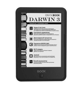 Электронная книга Onyx Boox Darwin 3 серый