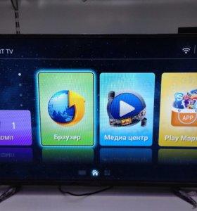 Akira 39' smart tv новый