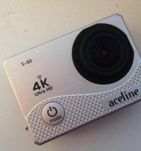 Экшн камера 4K