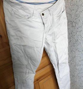 Штаны джинсовые adidas