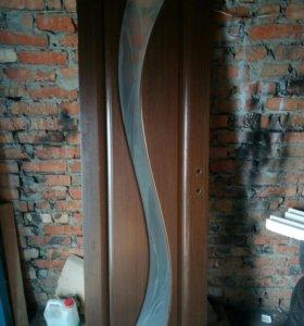 Дверь (с дефектами)