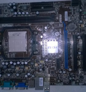 msi K9N6PGM2V2 соккет АМ2