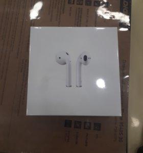 Наушники Apple Airpods оригинальные