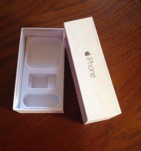 Коробочка от iPhone 6