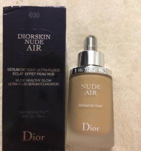 Тональный крем-сыворотка Dior