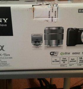 Sony Nex 5R kit