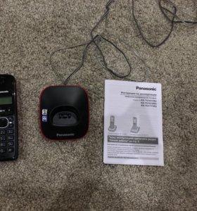 Телефон DECT Panasonic KX-TG1611RU