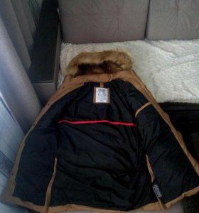 Куртка зимняя❄