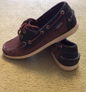 Мокасины ботинки р39