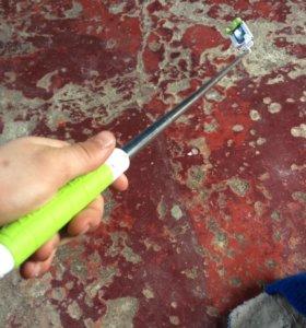 Bluetooth селфи палка