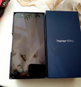 Honor 8 Pro 64 Gb Black