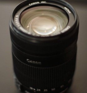 Canon Zoom Lens EF-S 18-135mm 3.5-5.6