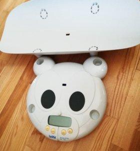Весы для новорождённых Laica BF20510