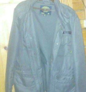 Куртка Alpha Industies Solomon Granade Green