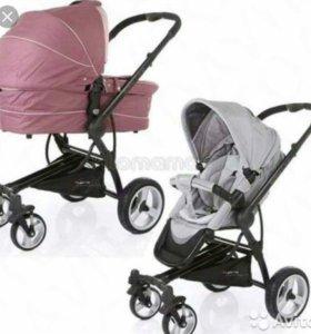 Коляска Baby Care 2в1
