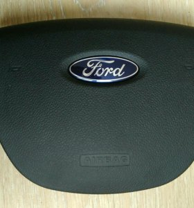 Крышка подушки руля форд фокус 2