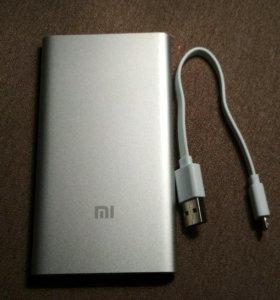 Внешний аккумулятор Xiaomi Mi Power Bank