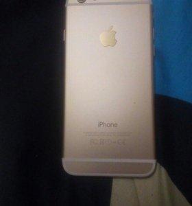 Айфон 6 16Gb золотой
