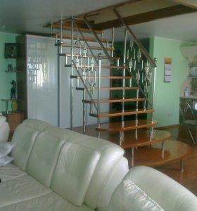 Квартира, 5 и более комнат, 136.3 м²