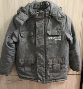 Куртка демисезонная ( мальчик)
