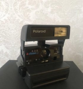 Фотоаппарат Polaroid 636 Close Up (Полароид 636)