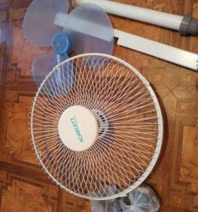 Запчасти для вентилятора