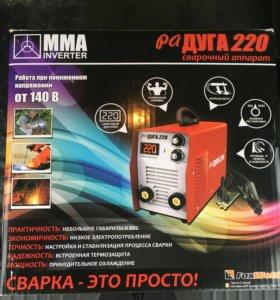 Сварочный инвертор Радуга 220