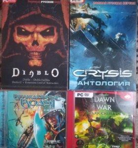 Игры для PS2, PS, PC
