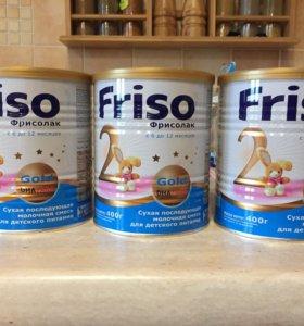 Детская смесь Friso Фрисолак 2