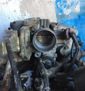 Двигатель 6G 64 на паджеро
