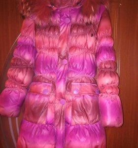 Зимнее пальто Билеми