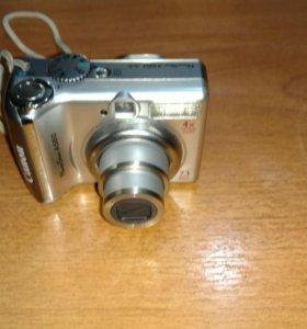 """Фотоаппарат Canon """"PowerShot A560"""""""