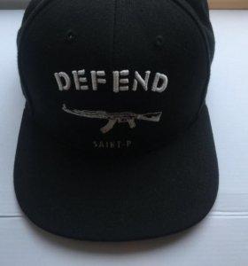 Кепка DEFEND SAINT-P