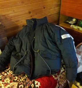 Куртка пуховик.размер 54 рост 3.